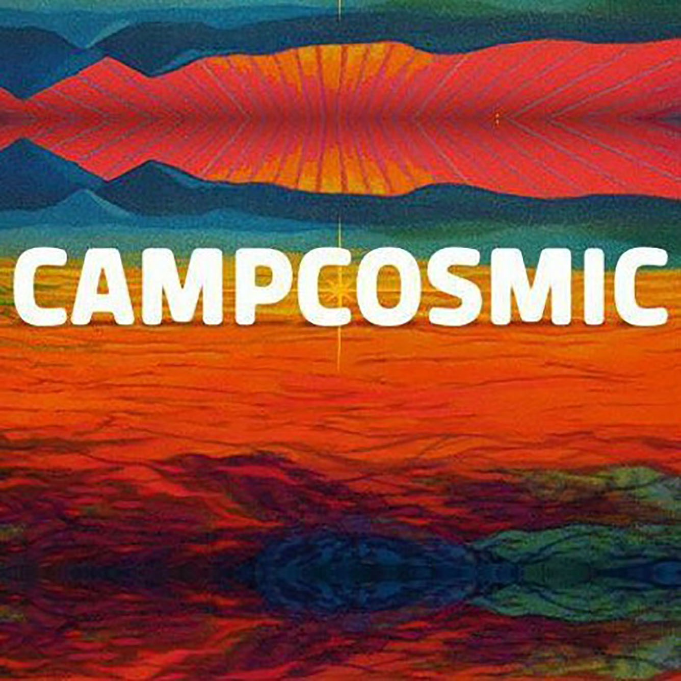 Behind the Amusement Park – Camp Cosmic 2015