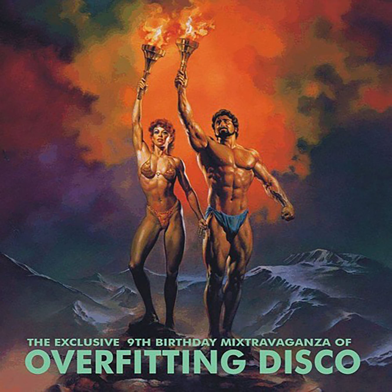 Behind the Amusement Park – Overfitting Disco