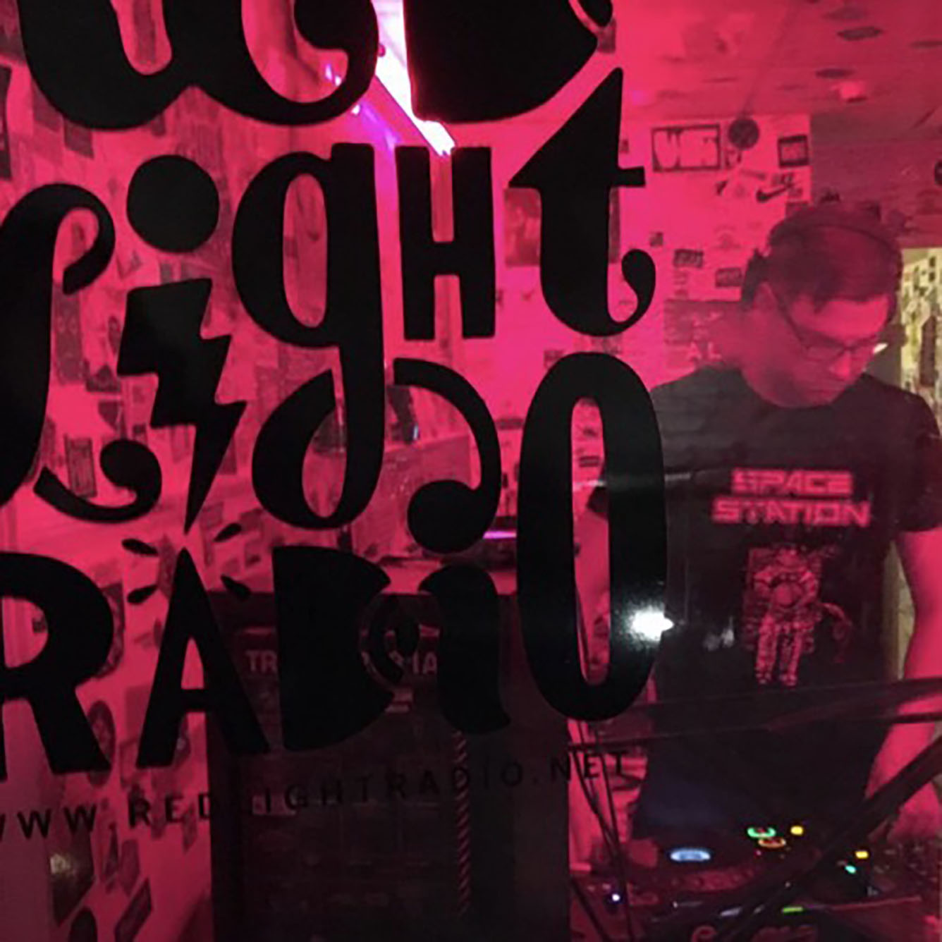 Behind the Amusement Park – Red Light Radio 2016