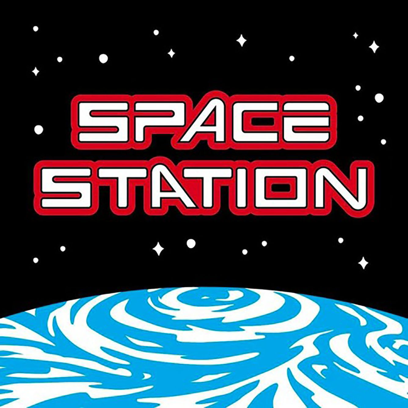 Behind the Amusement Park – Space Station