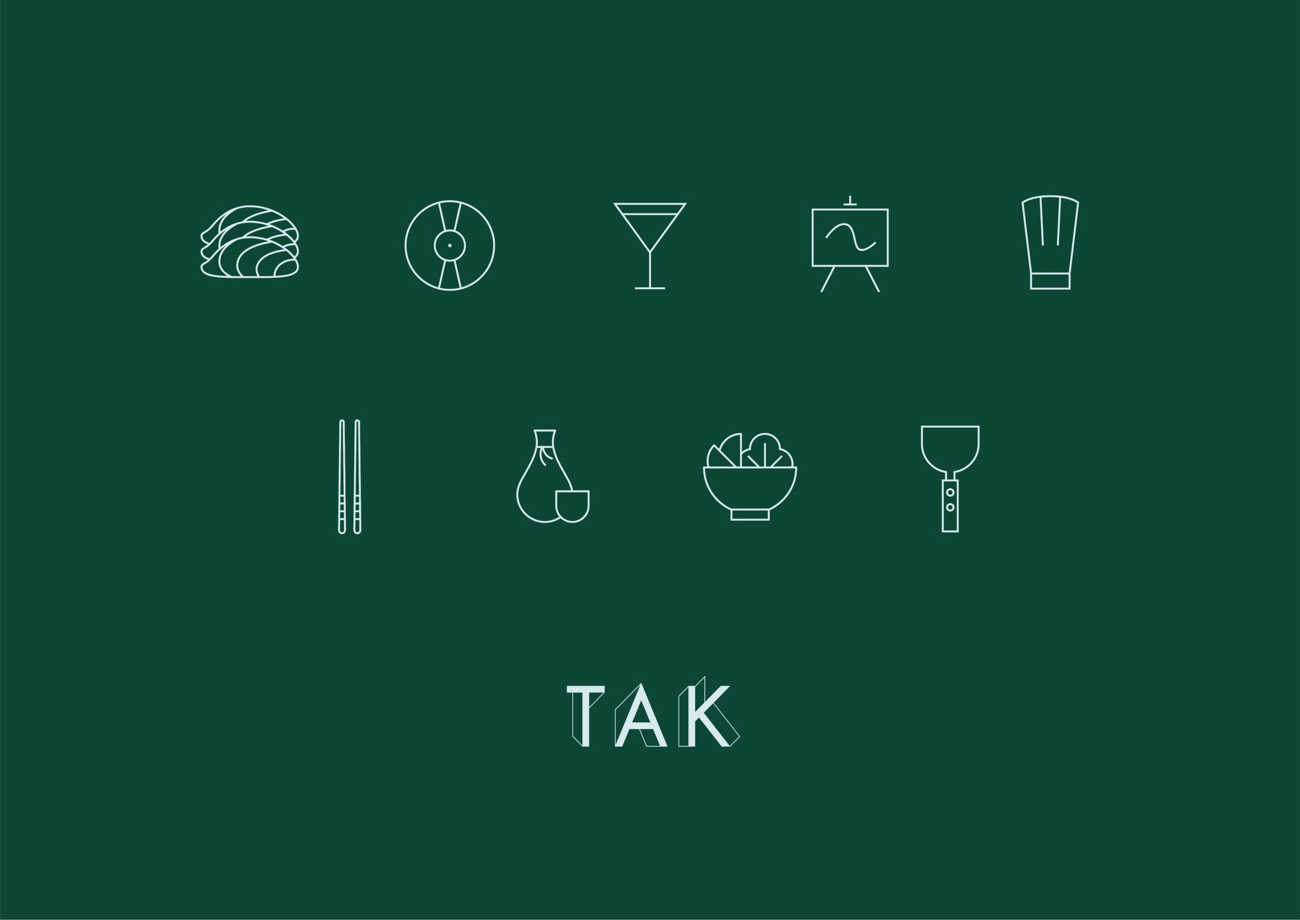 Behind the Amusement Park – TAK icons